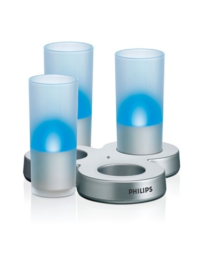 Philips Candlelights set de 3 velas con tecnología LED 6910835PH