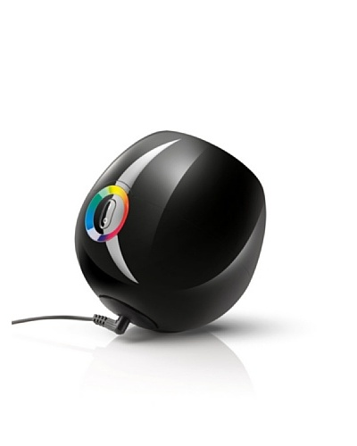Philips Mini LivingColors LED - Luz ambientecolor negro 6915030PH