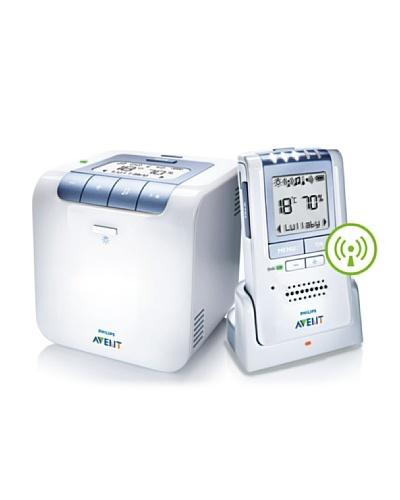 Philips AVENT Vigilabebés alerta de humedad y temperatura SCD535/00