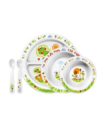 Philips Avent Vajilla completa para la hora de comer (+ 6 meses) SCF716