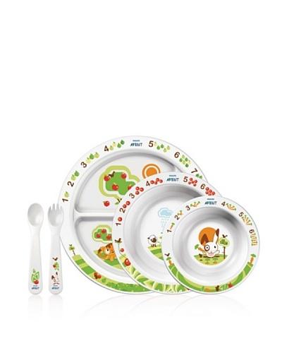 Philips Avent Vajilla Completa Para La Hora De Comer (+ 6 Meses) SCF716/00