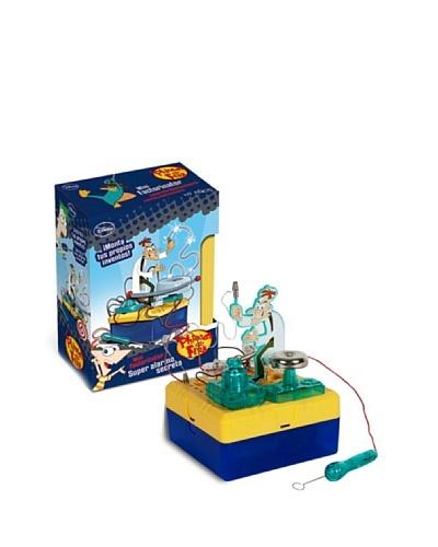 Phineas & Ferb PF0008 – Super Alarma Secreta (Giro)
