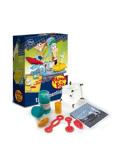 Phineas & Ferb PF0010 – Water Box (Giro)