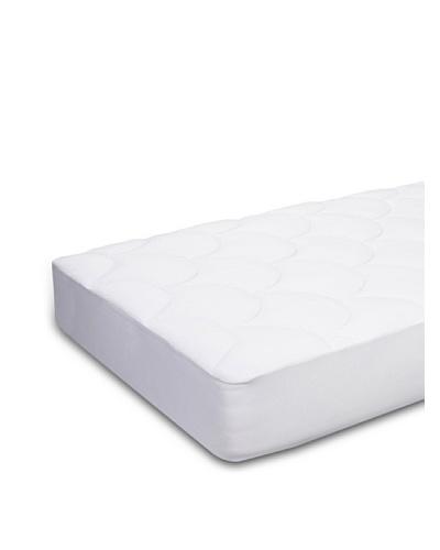 Pikolin Protector de Colchón Doble Cara 100% Algodón Blanco