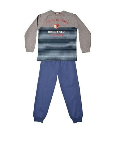Pillerias Pijama Raymonde Gris