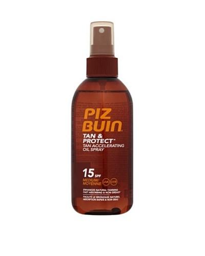PIZ BUIN Aceite Tan&Protect SPF15 150 ml