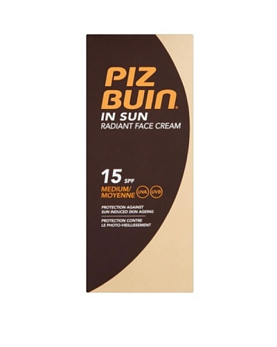 PIZ BUIN Crema Facial In Sun SPF15 40 ml