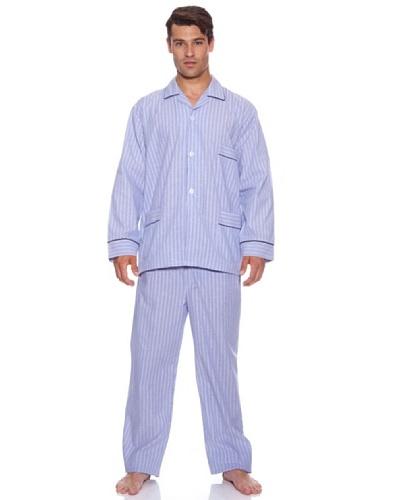 Plajol Pijama Algodón 100% Azul