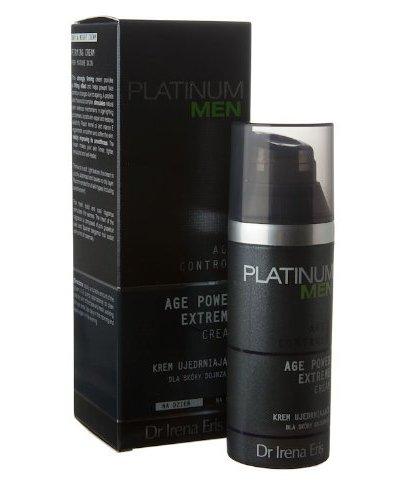 Platinum Men Crema Reafirmante Pieles Maduras