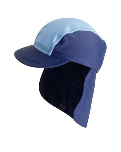 Playshoes Gorro Baño Azul Protección 51 cm
