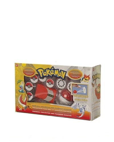 Bandai Pokemon Proyector Pokeball Lanzador