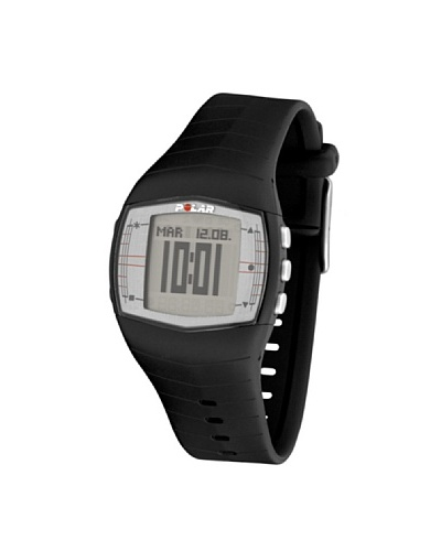 Polar Ft40, Cr2025, 8500 H, Negro - Monitor De Ritmo Cardíaco