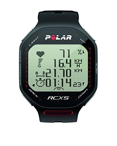 Polar Pulsómetro de Entrenamiento RCX5 para Correr con Sensor Velocidad