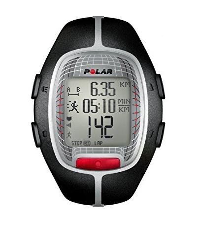 Polar Pulsómetro Entrenamiento con Velocidad y Distancia RS300X Negro