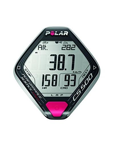 Polar Pulsómetro de Entrenamiento CS500+ Para Ciclismo + Vel. W.I.N.D.