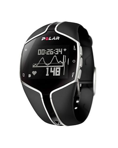 Polar Pulsómetro de Entrenamiento FT80 Compatible Con GPS Negro