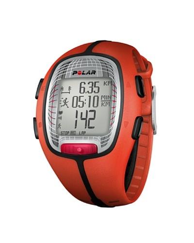 Polar Pulsómetro de Entrenamiento RS300X Con Velocidad Y Distancia Naranja