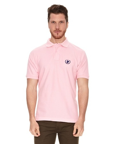 Polo Club Polo Manga Corta Custom Fit Small Logo