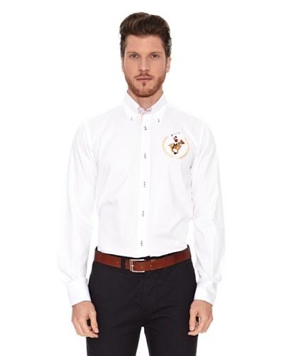 Polo Club Camisa Semientallada Marshall