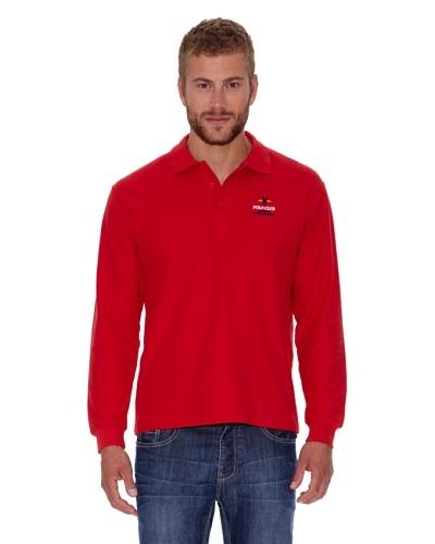 Polo Club Polo Regular Fit Rojo