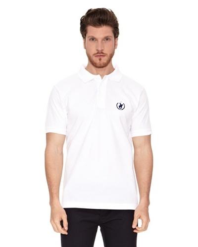 Polo Club Polo Custom Fit Logo Small Blanco