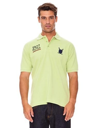 Polo Club Polo Manga Corta Bordado Escudo 2