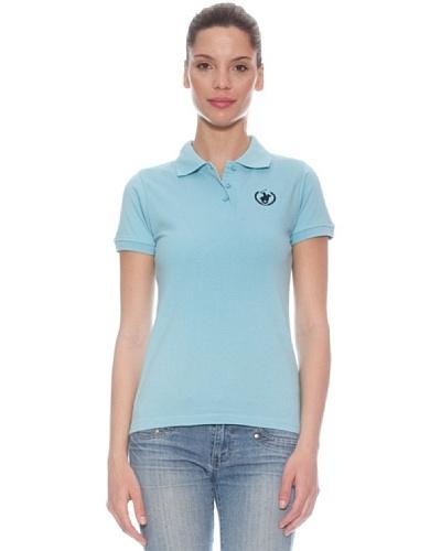 Polo Club Polo Custom Fit Small Horse Azul Celeste
