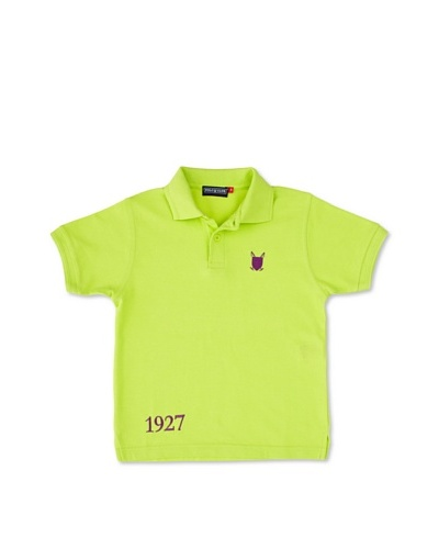 Polo Club Polo Manga Corta Custom Fit Basic