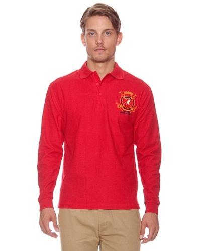 Polo Club Polo Bullock Rojo