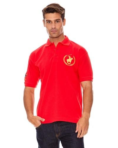Polo Club Polo Goldhorse Rojo