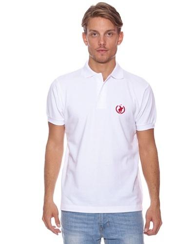 Polo Club Polo Shelby Blanco / Rojo