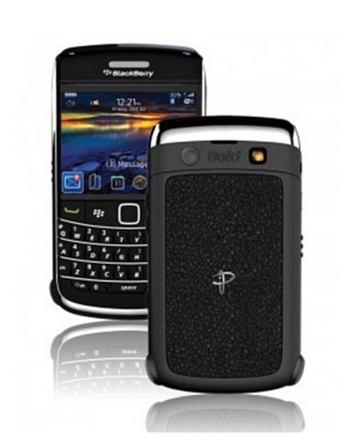 Powermat – Sistema de carga inalámbrico para BlackBerry Bold 9700