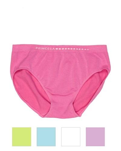 Princesa Braguita Bikini Fantasía Pack5 Niña