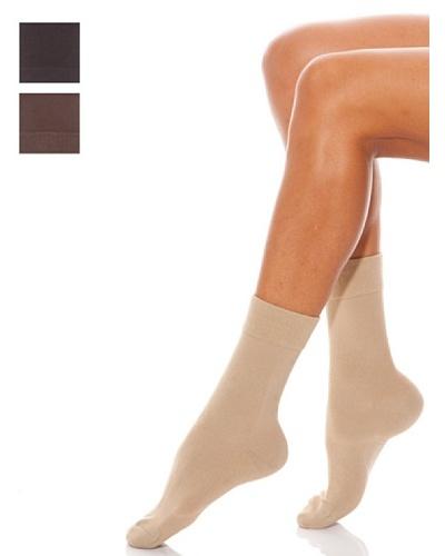 Princesa Calcetin Socks Bambu Confort Pack6