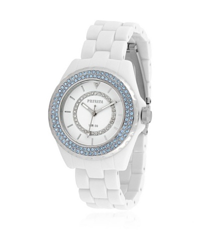 Privata Reloj RE01PV16C Blanco / Azul