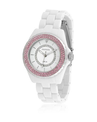 Privata Reloj RE01PV16M Blanco / Rosa