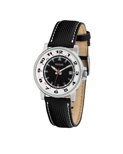PULSAR 6413 - Reloj de Caballero piel