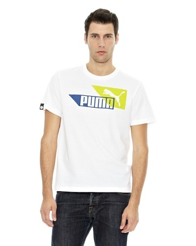 Puma Camiseta SportsCasual Graphic