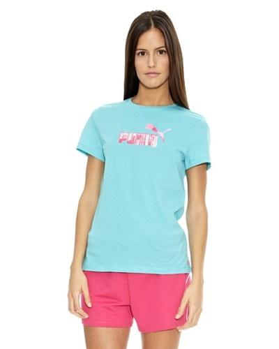 Puma Camiseta Large Logo