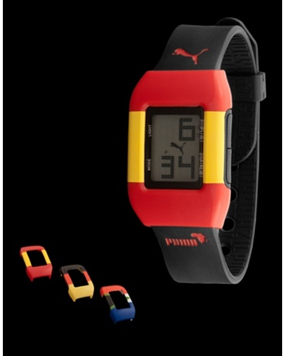 Puma PU910751008 - Reloj world cup España / Alemania / Sudáfrica