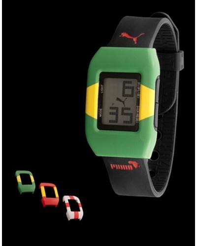 Puma Pu910751011 – Reloj World Cup España /  Brasil / Inglaterra