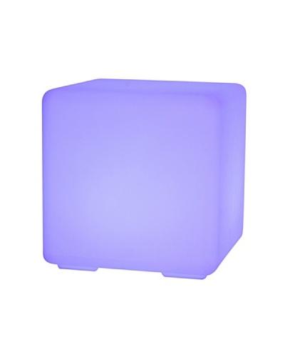 PURLINE Cubo LED ambiental 30 cm ROCK30