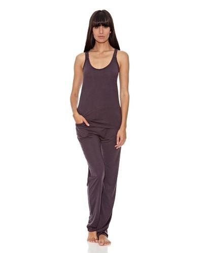 Qk Pijama Pantalón Mujer Homewear