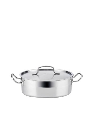 Quid Cook Inox Basika - Cacerola, 32 cm
