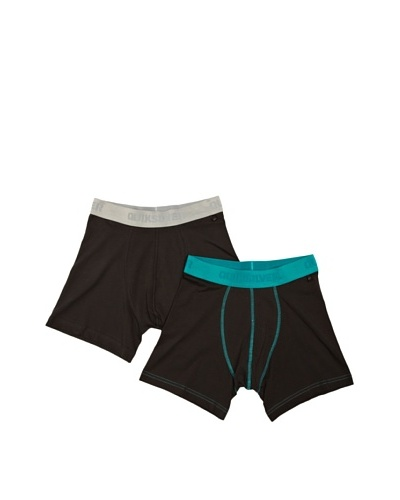 Quiksilver Pack 2 Boxers Nevada