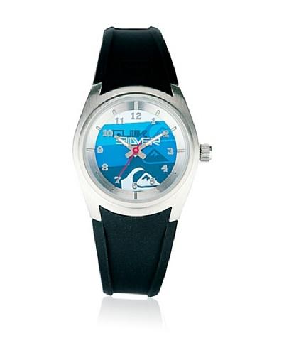 Quiksilver Reloj Y033BR 2T FBLK Negro