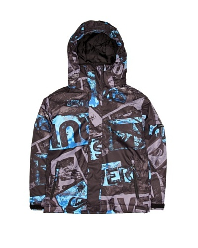 Quiksilver Chaqueta Next Mission Printed Yout