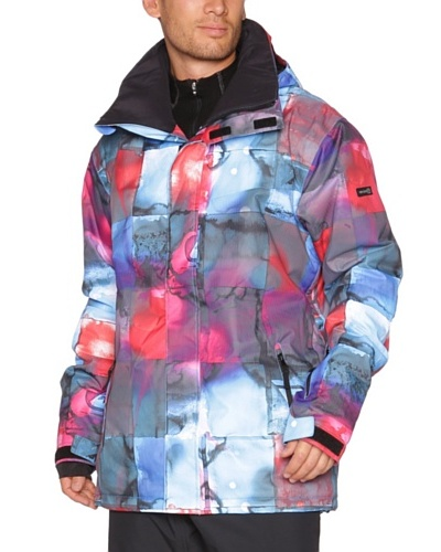 Quiksilver Chaqueta Next Mission Printed Ins