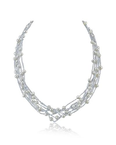 Radiance Pearl Collar Cotton-36