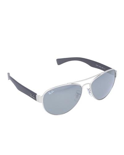 Rayban Gafas de Sol MOD. 3491 SOLE019/6G Plateado